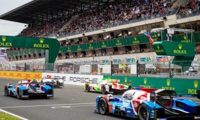 Le Mans 2021 kibice