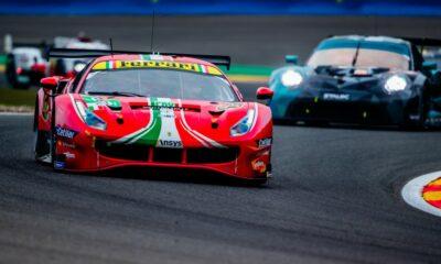 AF Corse Ferrari LMH