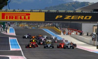 GP Francji 2018 Paul RIcard historia powrotu f1 po 30 latach