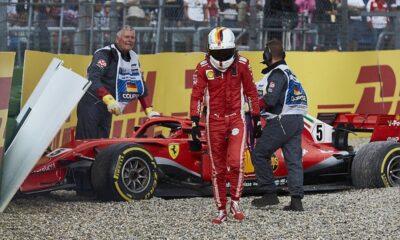 Sebastian - Ferrari 2018