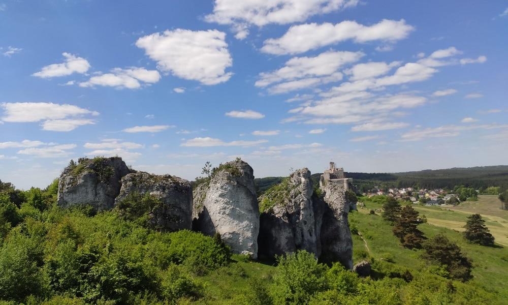 Najpiękniejsze trasy w Polsce - Jura