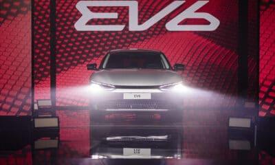 Kia EV6 premiera 2021