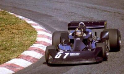 Masahiro Hasemi GP Japonii 1976