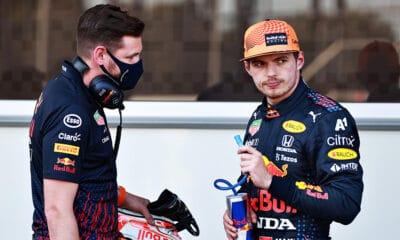 Max Verstappen 2021 Baku F1 Red Bull