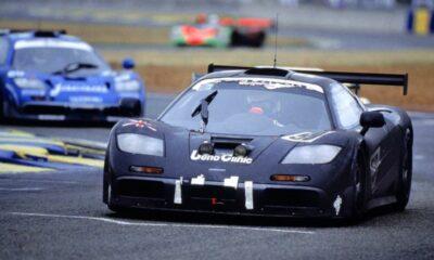 Czy McLaren wejdzie do WEC czy FE?