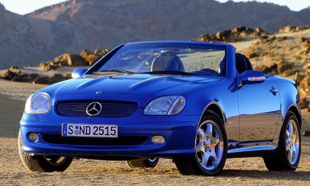 Mercedes SLK I (R170)