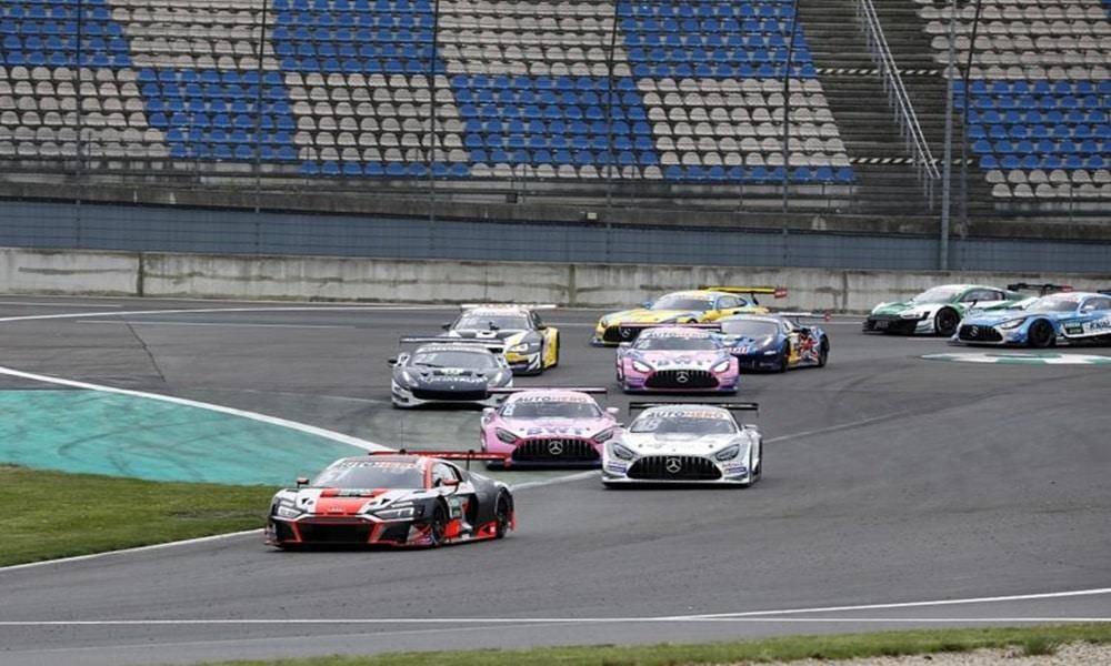 Fot. DTM Testy 2021 na Lausitzringu