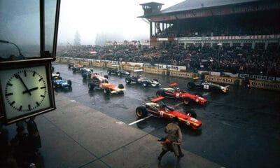 Nordschleife F1 1968 start