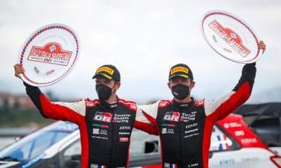 Ogier zwycięstwo WRC Rajd Sardynii WRC 2021
