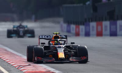 Perez F1 2021 GP Azerbejdżanu 2021 wygrana Red Bull