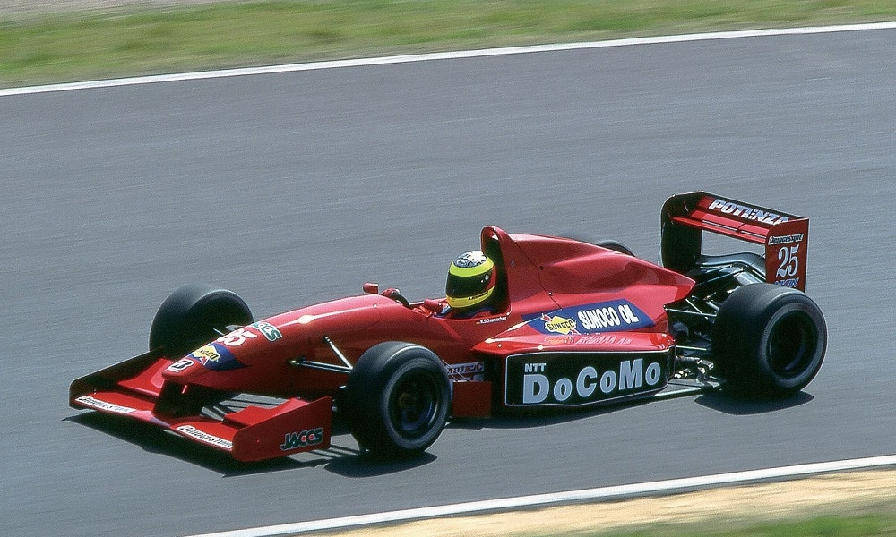 Ralf Schumacher 1996