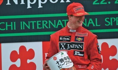 Ralf Schumacher mistrzem