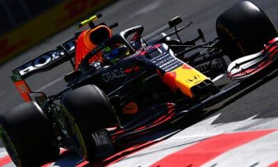 Red Bull F1 GP Azerbejdżanu 2021 treningi