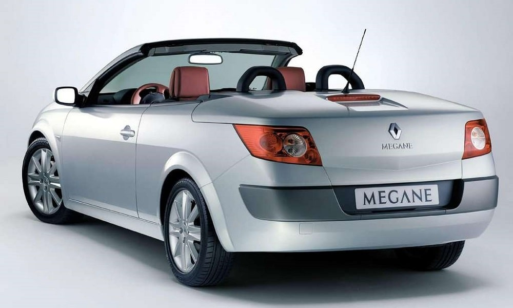 Renault Megane II CC