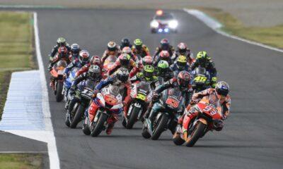 GP Japonii 2021 odwołane