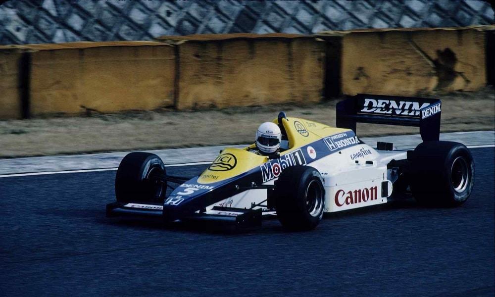 Satoru Nakajima Williams