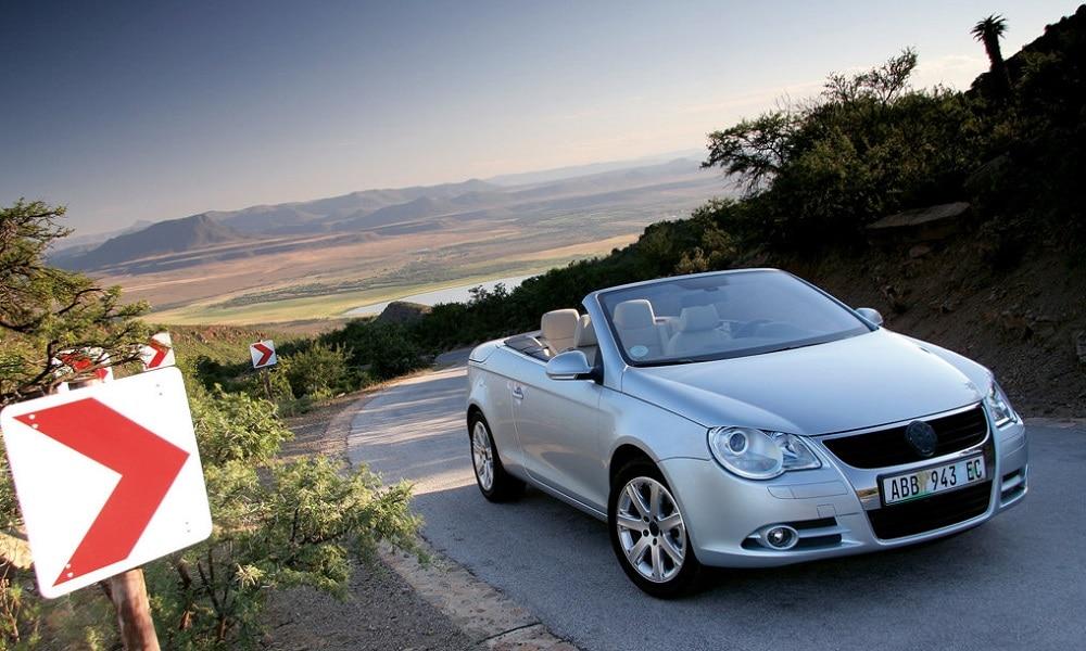 Volkswagen Eos (kabriolety do 20 tysięcy złotych)