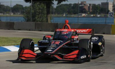 Will Power Detroit i Afera w IndyCar