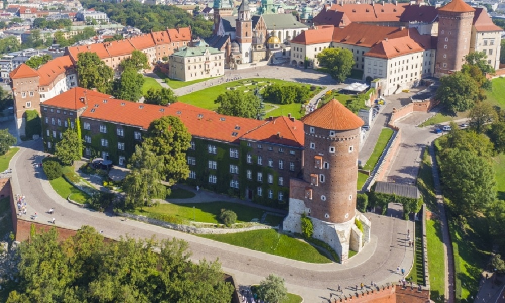 Zamek Wawel