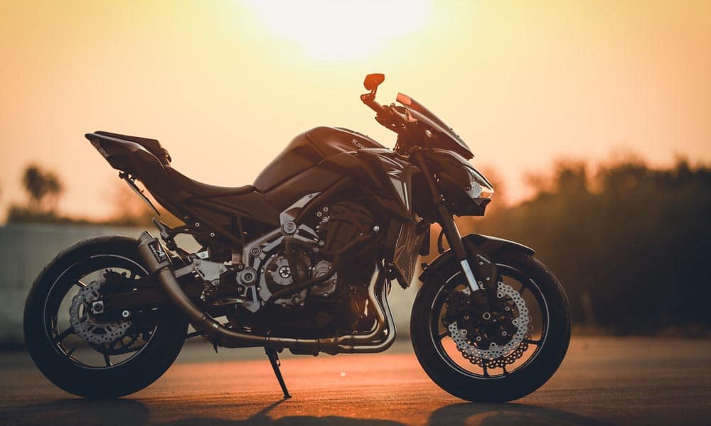 kupno motocykla