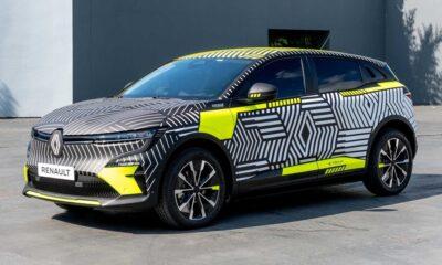 Renault Megane Electric