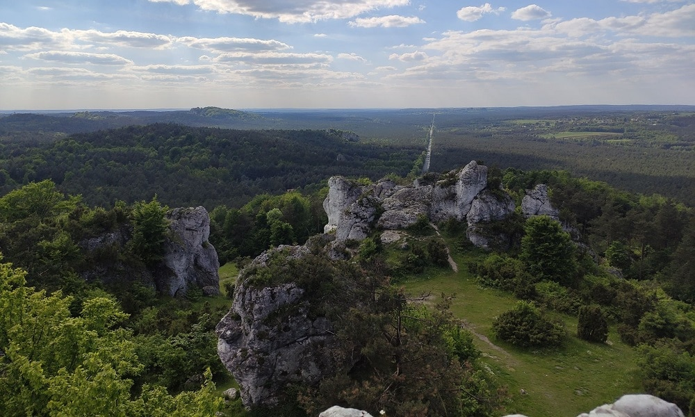 trasy w Polsce - Jura