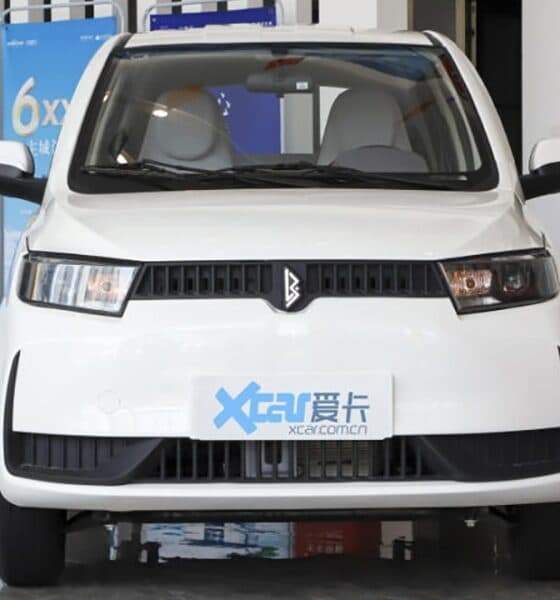 Najtańsze auto elektryczne świata