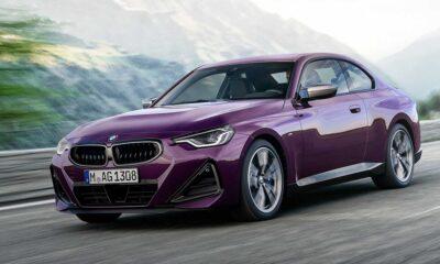 Nowe BMW serii 2 M240i