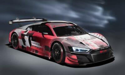 Audi R8 GT3 Evo2