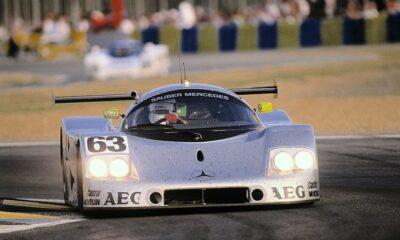 Sauber C9 - historia dominacji