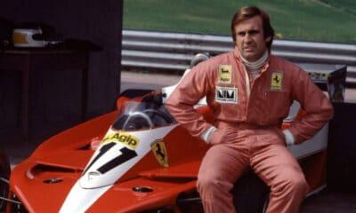 Carlos Reutemann Ferrari F1