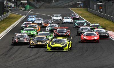 Polacy w wyścigach GT Open Hungaroring 2021