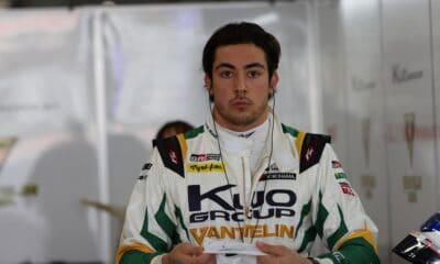 Giuliano Alesi Suzuka 2021