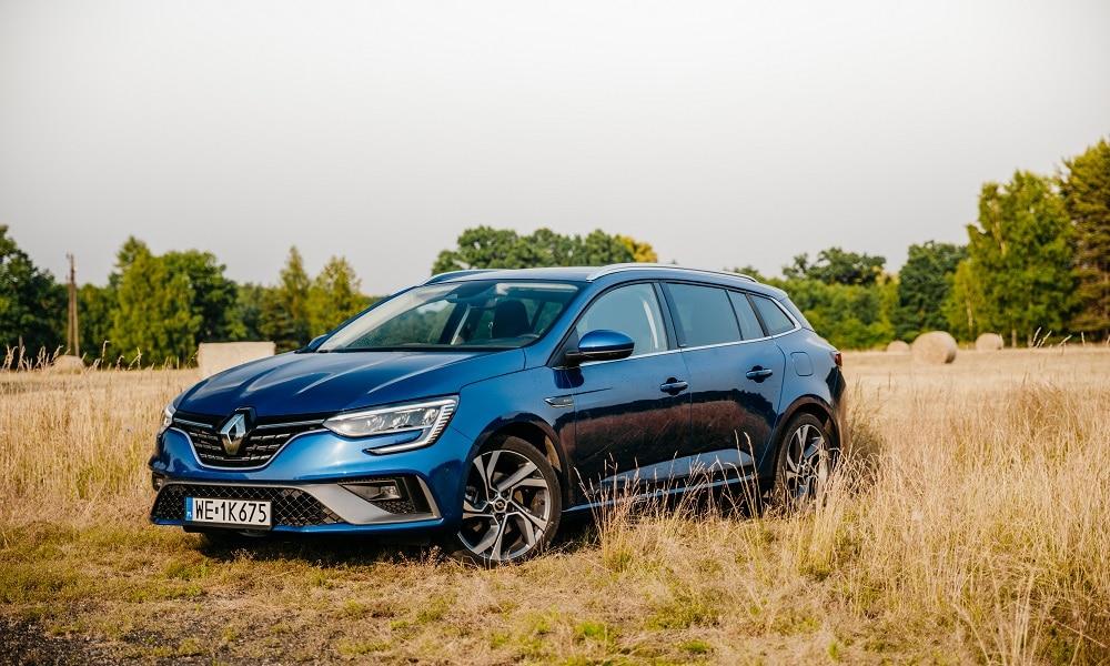 Renault Megane Grandtour E-TECH R.S. Line