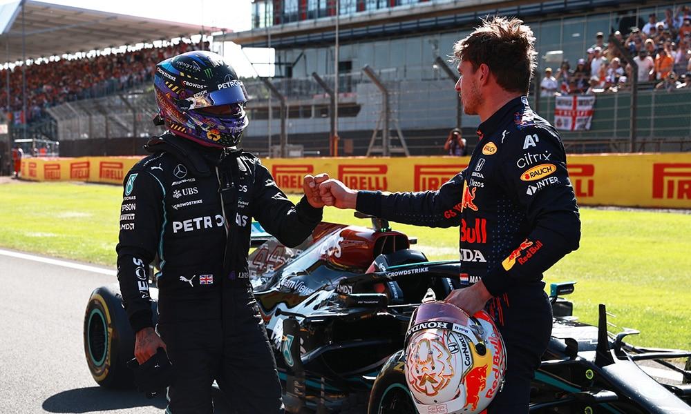 Hamilton vs Verstappen opinia Wolff