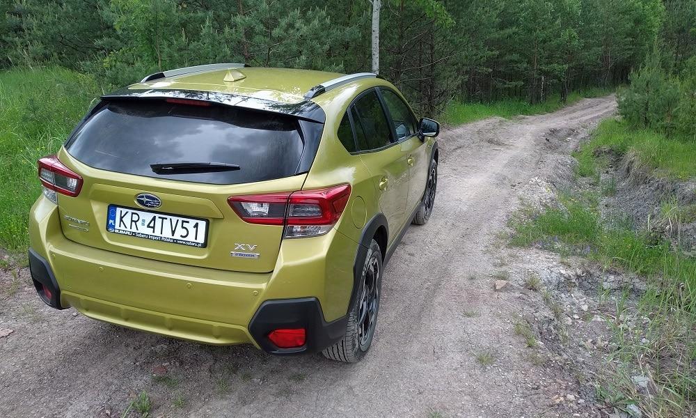 Subaru XV- tył