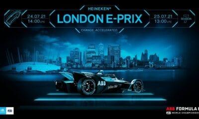 Eprix Londynu 2021 tlo