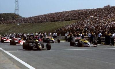 Pierwsze Grand Prix Węgier 1986
