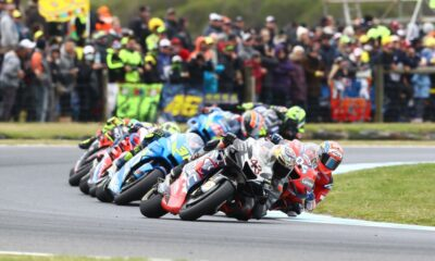 GP Australii 2021 MotoGP odwołane