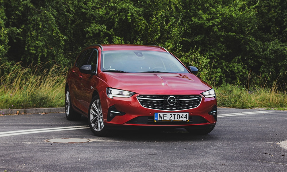 Opel Insignia Sports Tourer przód