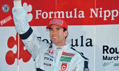 Ralph Firman mistrz Formuły Nippon
