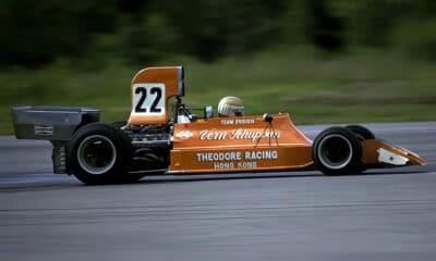Vern Schuppan GP Szwecji 1974