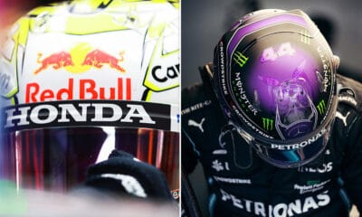 Verstappen i Hamilton GP Austrii 2021 treningi f1