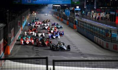 ePrix Londynu 2021