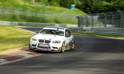 BMW E92 M3 Nordschleife