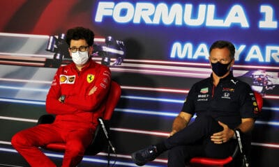 Binotto Ferrari i Horner Red Bull F1
