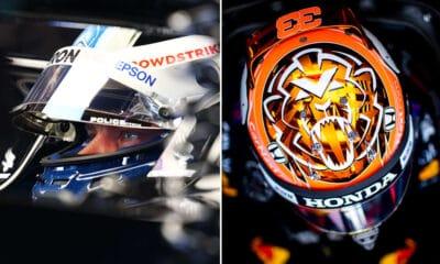 Bottas i Verstappen GP Belgii 2021 F1 treningi