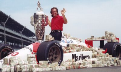Emerson Fittipaldi i Indy 500