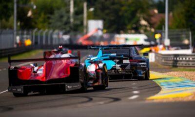 Le Mans 2021 FP1