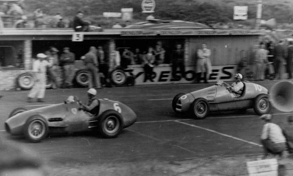 Formuła 1 GP Holandii 1952